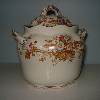 My aunt's sugar bowl - China and Dinnerware