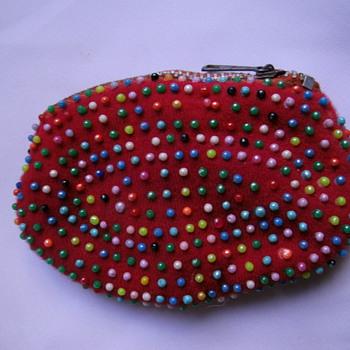 Vintage purse. - Bags