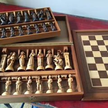 Anri Versailles Chess set - Games