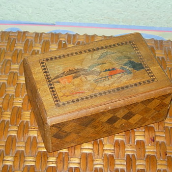 Chinese Puzzle Box - Games