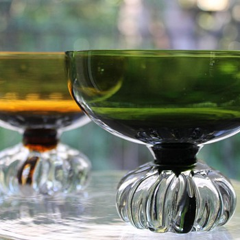 Borgstrom Bowls for Aseda - Art Glass