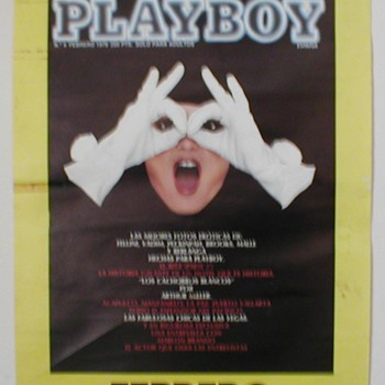 Playboy Poster 2 - Spain
