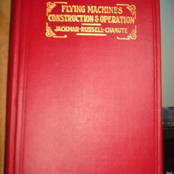 FLYING MACHINES CONSTRUCTION & OPERATION - Books