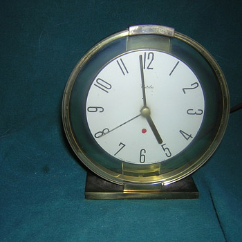 Art Deco Westclox Oracle Clock