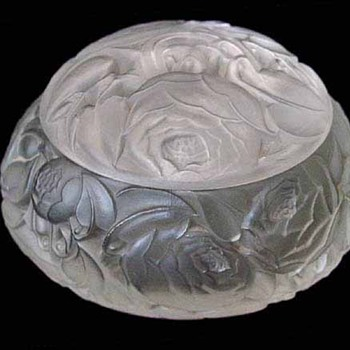 Lalique Examples - Art Glass