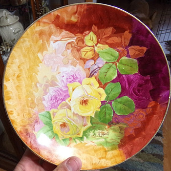 Thrift Store Plates