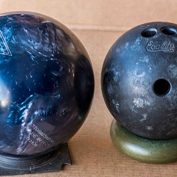 EBONITE 7 INCH BALL