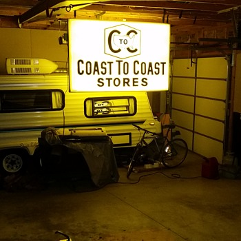 Coast to Coast double lighted