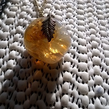 Heat Treated Citrine Quartz....  :-(((( - Fine Jewelry