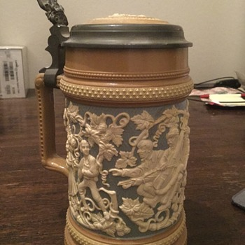 Old Family Stein  - Breweriana
