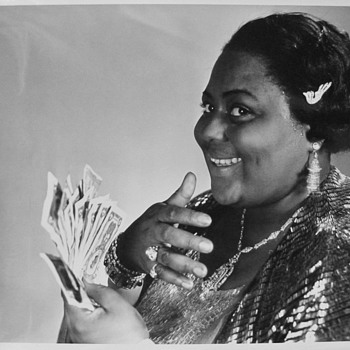 "Louise Beavers Original Photo ""Bulletts Or Ballots"" 1936"