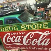 1933 Drug Store Coca Cola sign