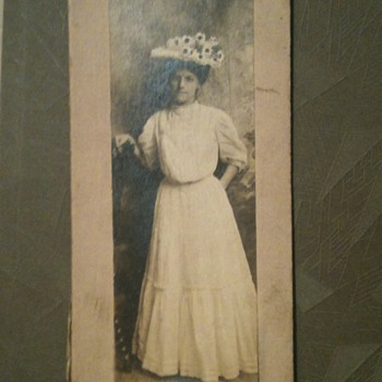Fancy Women in old photo