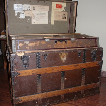 C.A. Taylor Trunk - Furniture