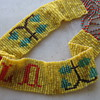 Loomed UTU beaded strap  - tourist item?