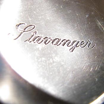 Unknown commemorative spoon??