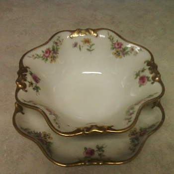 HAVILAND CHINA BOWL