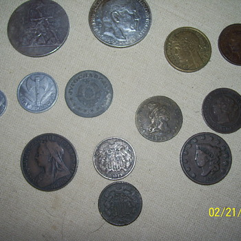 1803 1832 1899 1927 ect. - US Coins