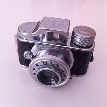 1950&#039;s Hit Camera