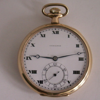 Hamilton 900 - Pocket Watches