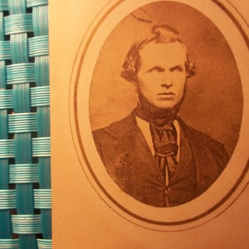 CDV, How Do You Like The Eyes, and Top-Knot.  Happy Halloween!