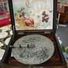 Antique Celesta Music Box