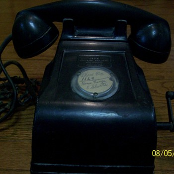 Federal Telephone & Radio Corporation - Info needed - Telephones