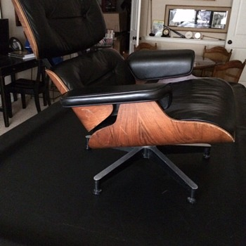 Eames Lounge Chair  - Furniture