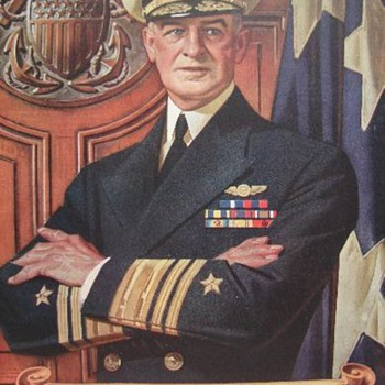 LEYENDECKER 1944 WAR BONDS GENERALS