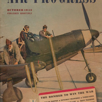 1942 - Air Progress magazine