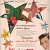 1950 Texolite Paint Advertisement