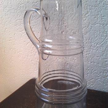 My Funny Old Pitcher