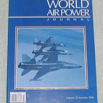 1996 World Air Power Journal - Paper