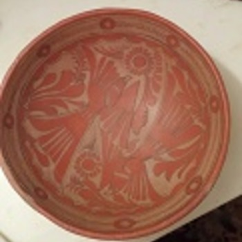 Please help me identify this Native American pottery