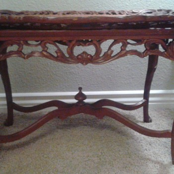 Tea Table-NOT A REPRO