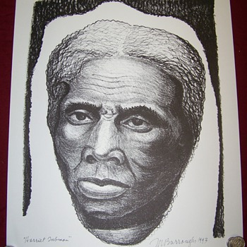 "Harriet Tubman poster 17.5""X22"" - Posters and Prints"