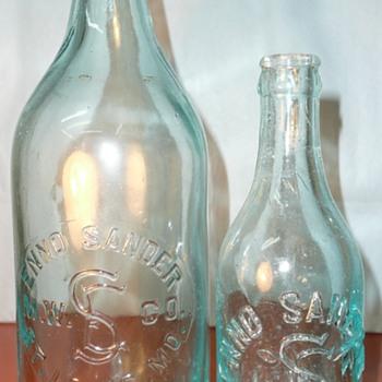 Enno Sander Bottles - Bottles