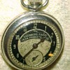 1934-35 Eisenberg Farm Products Advertisment Pocket Watch