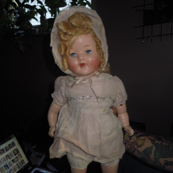 Antique Doll?