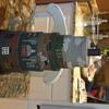 Colonial Pill Box Farm Lamp - Rare!