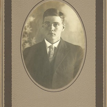 Photo of John Wallace Burnett Sr. - Photographs