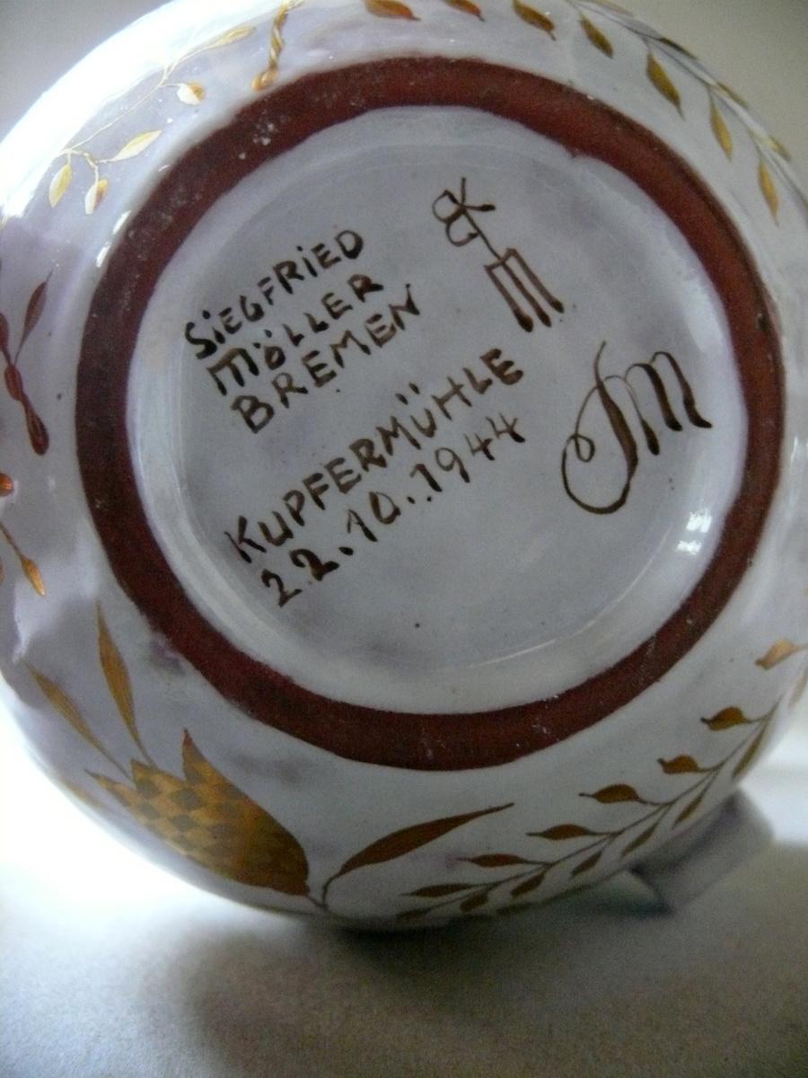 siegfried m ller 1896 hamburg altona 1970 in kiel collectors weekly. Black Bedroom Furniture Sets. Home Design Ideas