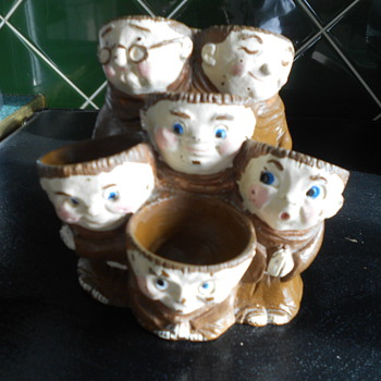 Friars Egg Holder. Vintage - Kitchen
