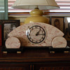 My Fifth Art Deco Clock with Garnitures