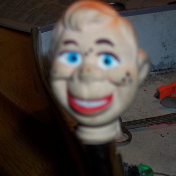 HOWDY DOODY PENCIL HEAD  - Toys