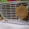 Arvin 1947 Chrome Tabletop Tube Radio