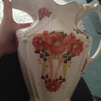 Identifying pottery/porcelain - Art Pottery