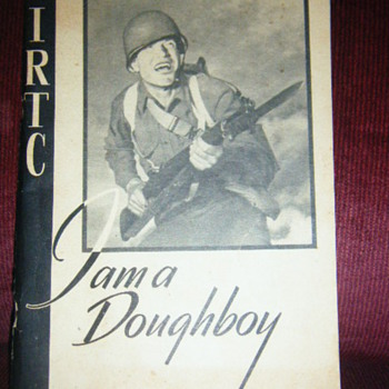 I am a Doughboy - Military and Wartime