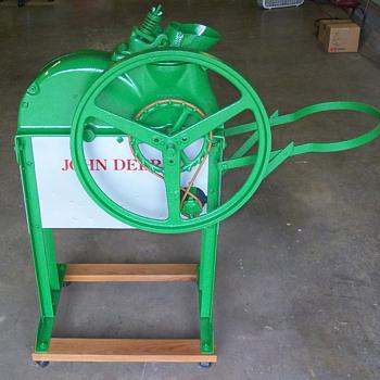 John Deere 1-B corn sheller