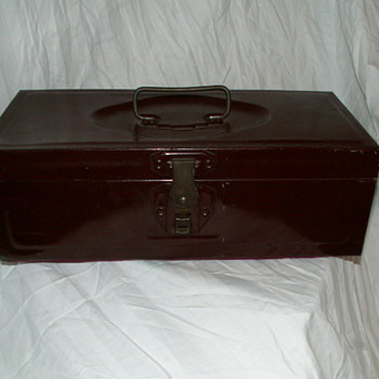 1940's Union Utility Chest (Steam Punk-Altered) - Tools and Hardware